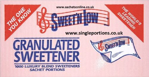 SWEET 'N LOW - 1000 sachets - BULK PORTIONS